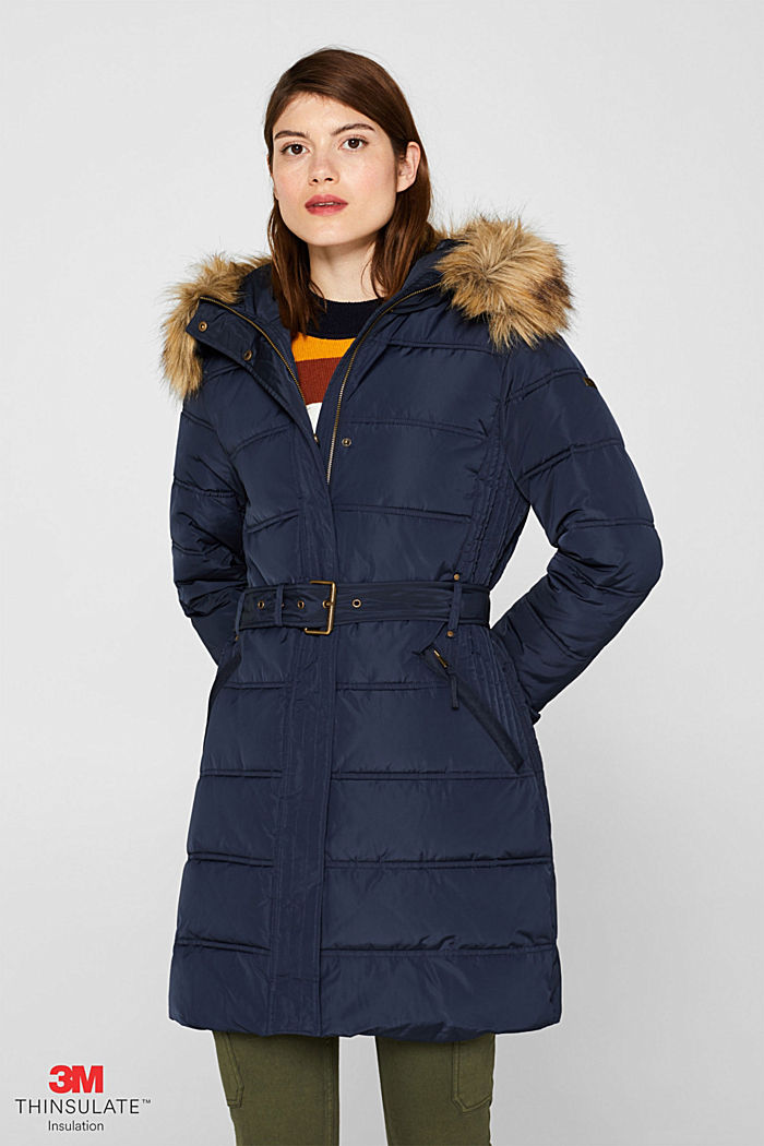 Coat with 3M™ Thinsulate™ filling