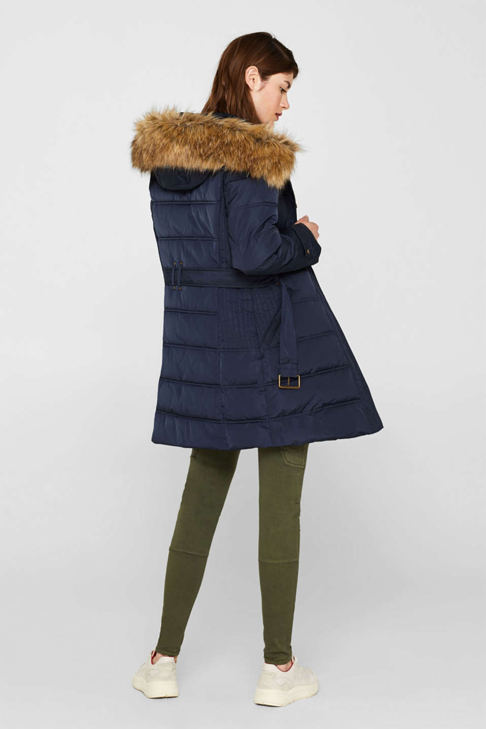 Coat with 3M™ Thinsulate™ filling, NAVY, detail image number 3