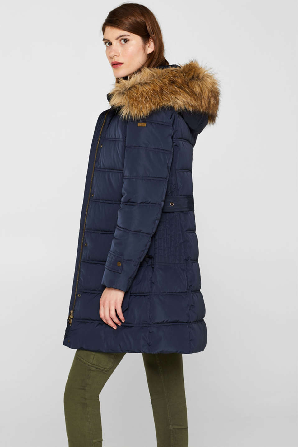Coat with 3M™ Thinsulate™ filling, NAVY, detail image number 5