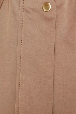 Nylon parka with 3M™ Thinsulate™ padding, BROWN, detail