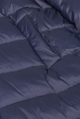 Quilted coat with 3M™ Thinsulate™ padding, NAVY, detail