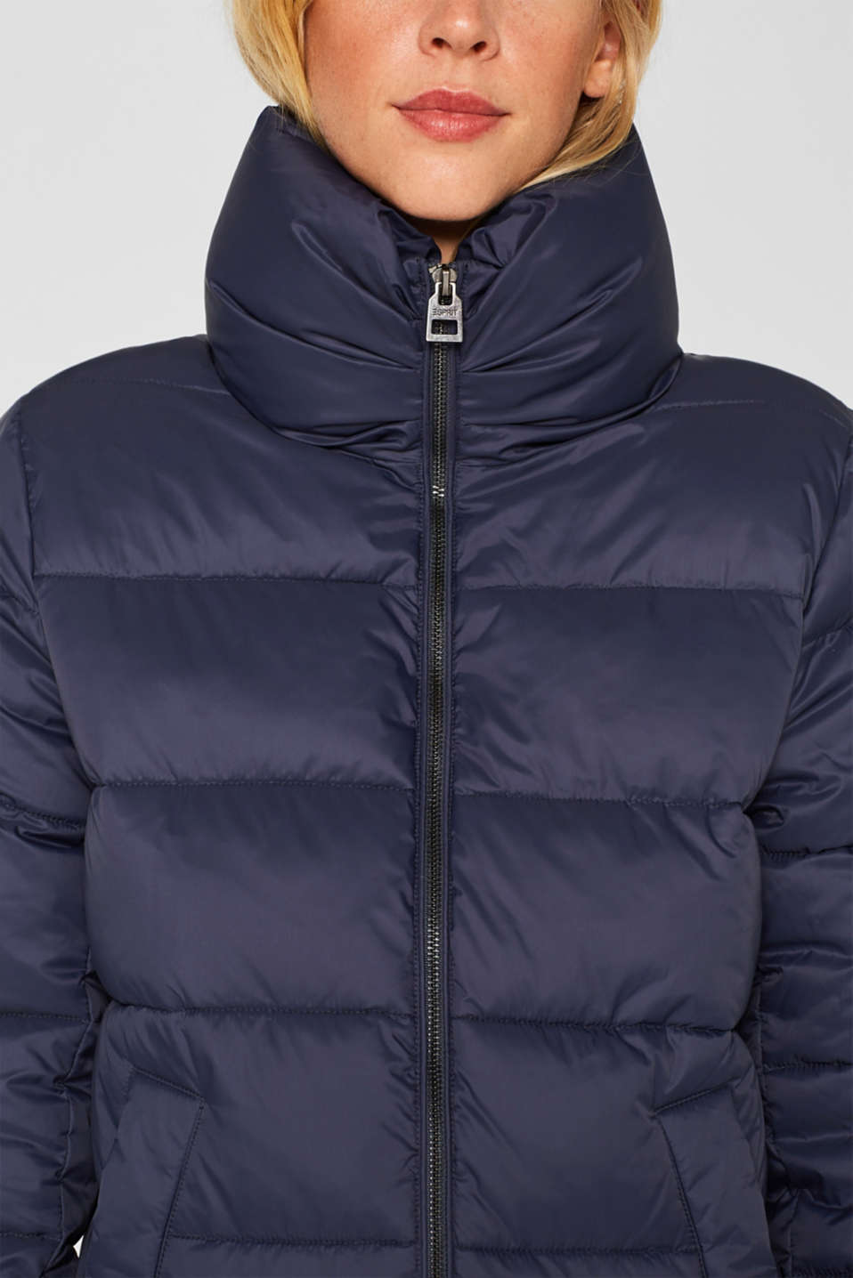 Quilted coat with 3M™ Thinsulate™ padding, NAVY, detail image number 5