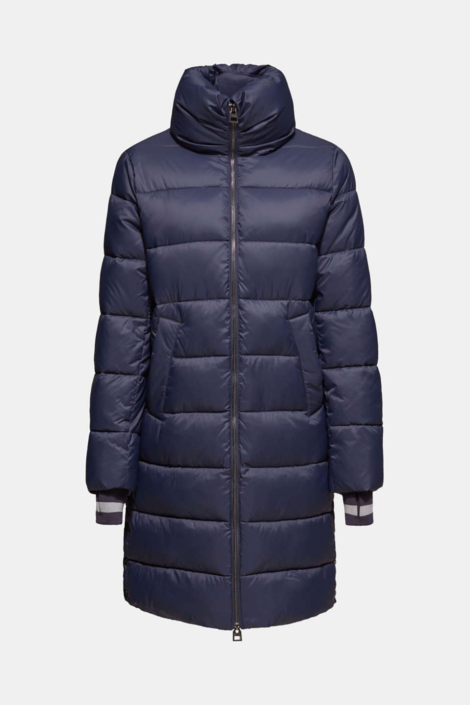 Quilted coat with 3M™ Thinsulate™ padding, NAVY, detail image number 6