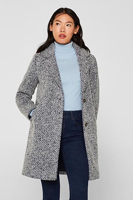 Manteau beige femme esprit