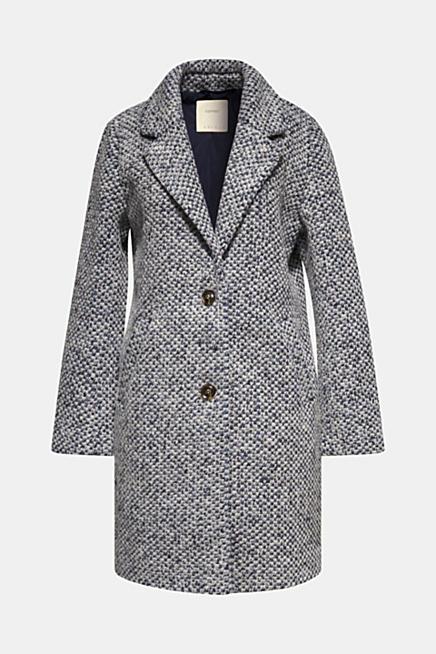 Manteau femme capuche rose