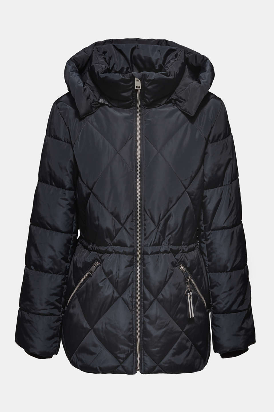 Jackets outdoor woven, BLACK, detail image number 8