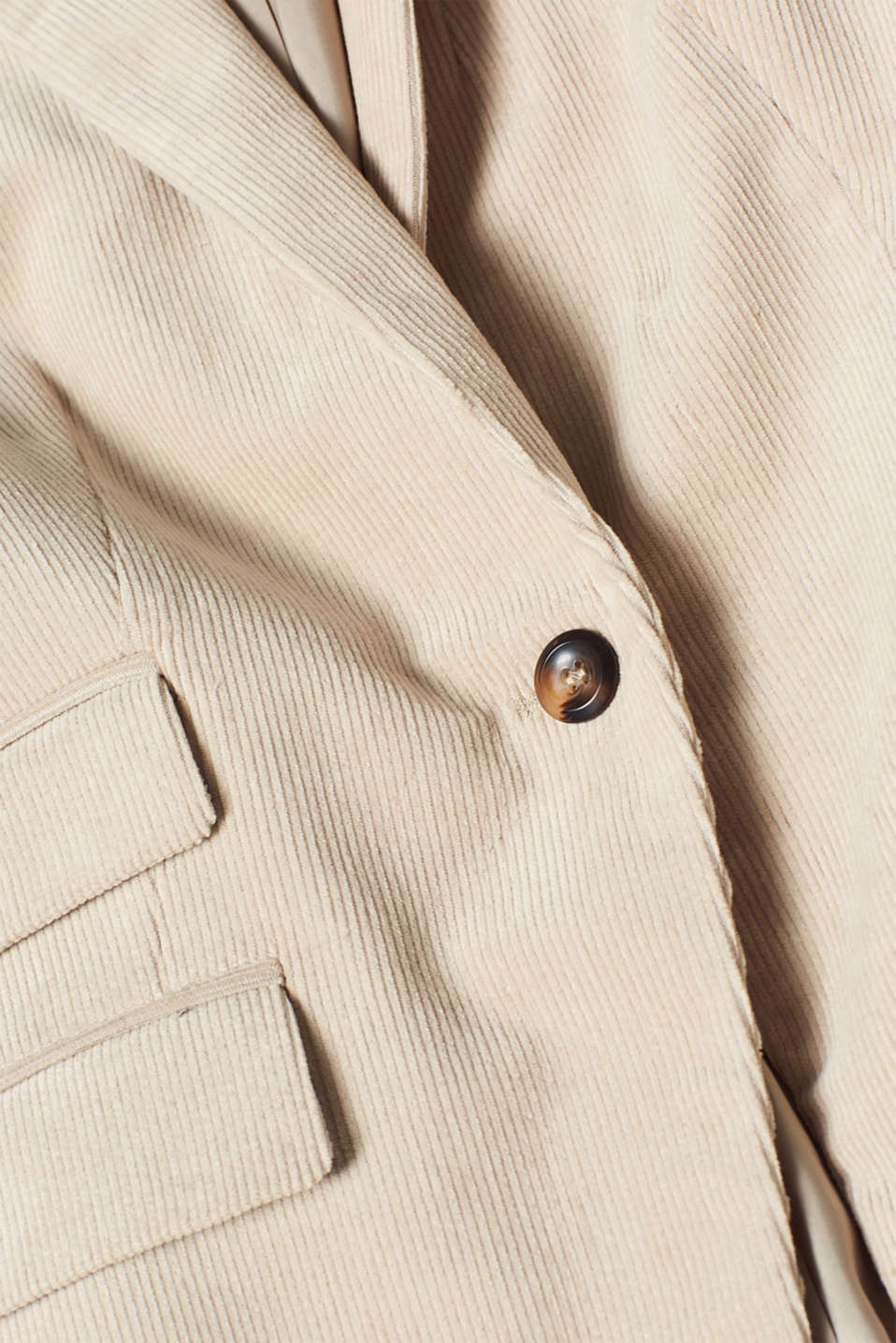 Blazers woven, TAUPE, detail image number 4