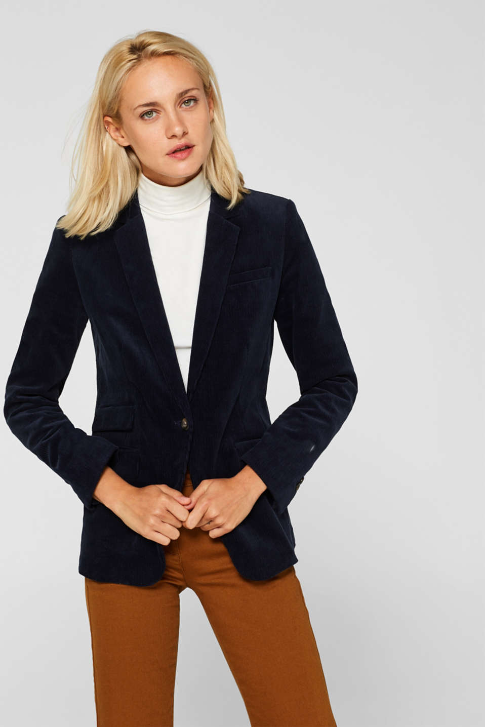 Esprit - CORD mix + match blazer