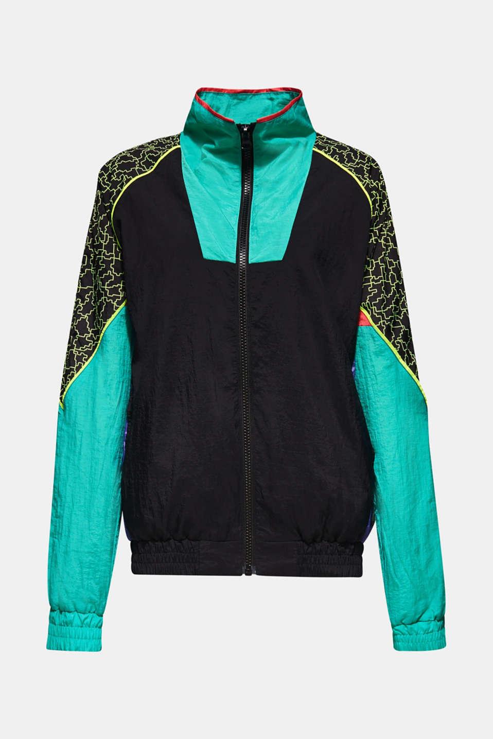 Jackets indoor woven, BLACK, detail image number 6