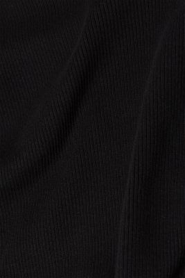 Ribbed turtleneck jumper