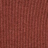 Turtleneck jumper with contrasts, RUST BROWN 5, swatch