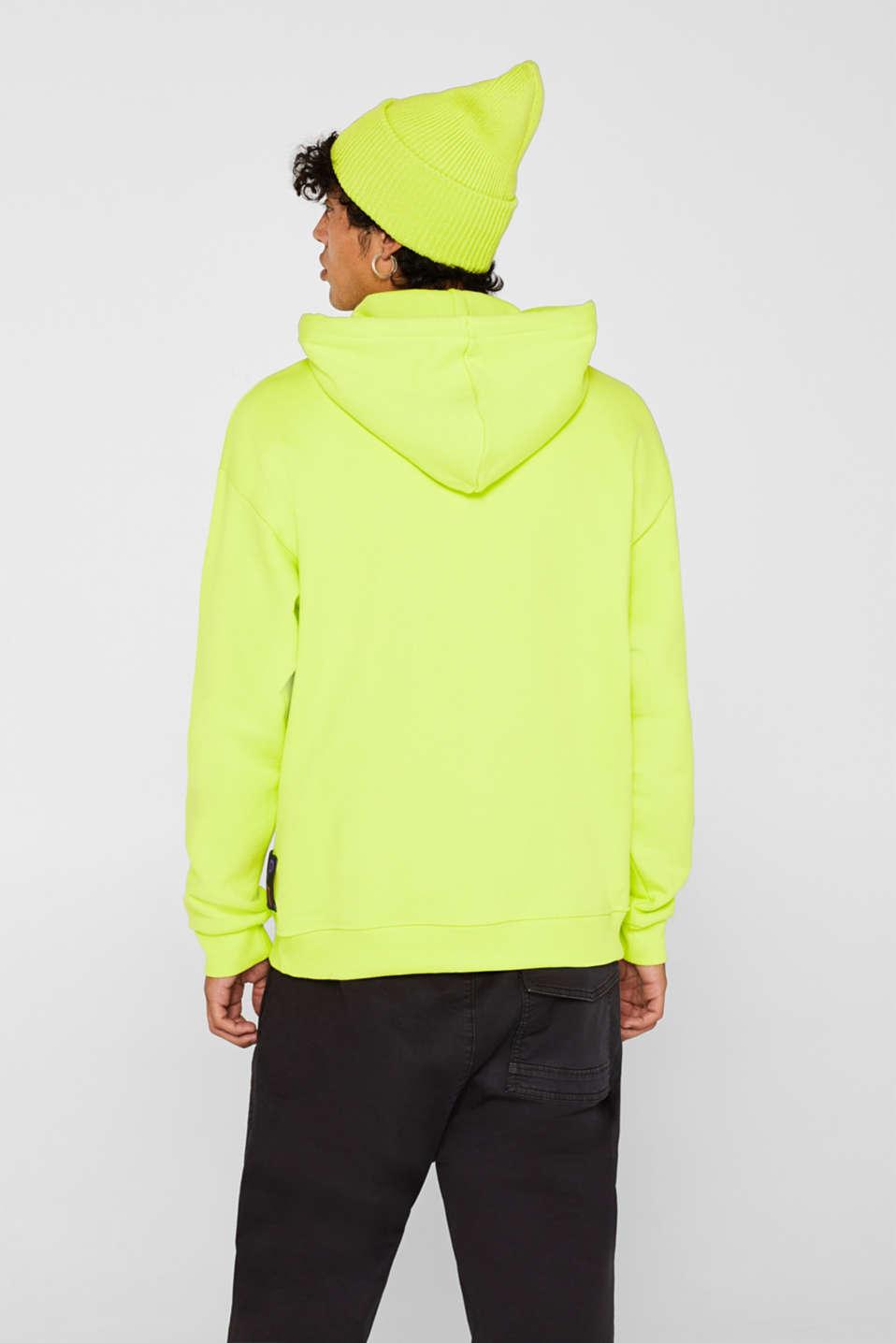 Sweatshirts, BRIGHT YELLOW, detail image number 2