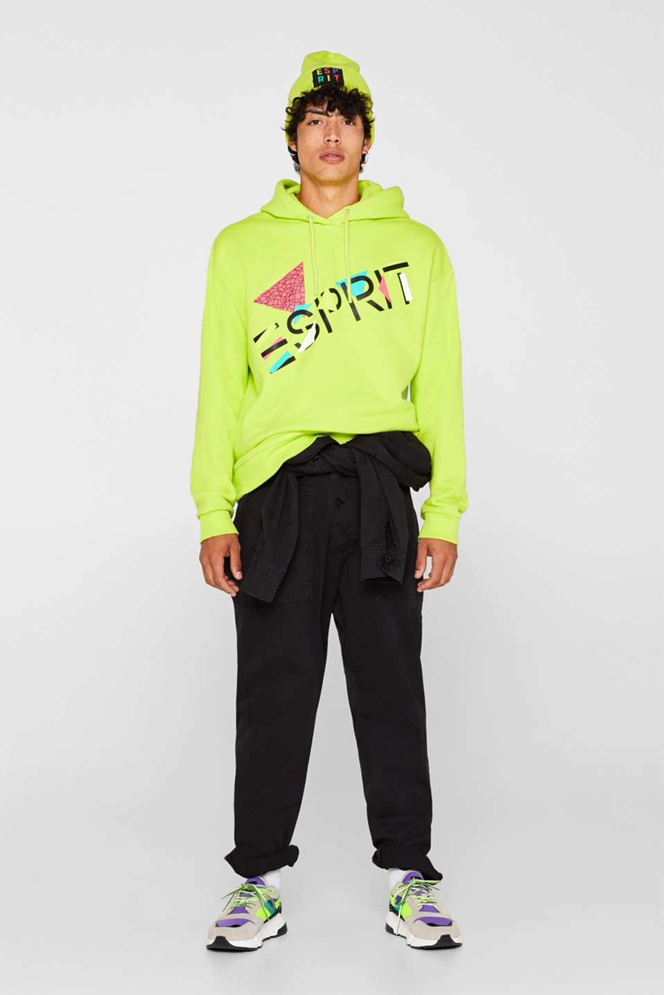 Sweatshirts, BRIGHT YELLOW, detail image number 5