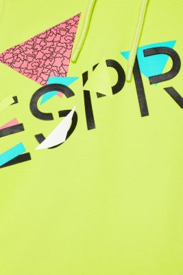 #throwback unisex logo hoodie, 100% cotton