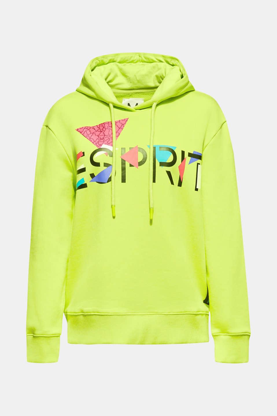 Sweatshirts, BRIGHT YELLOW, detail image number 6