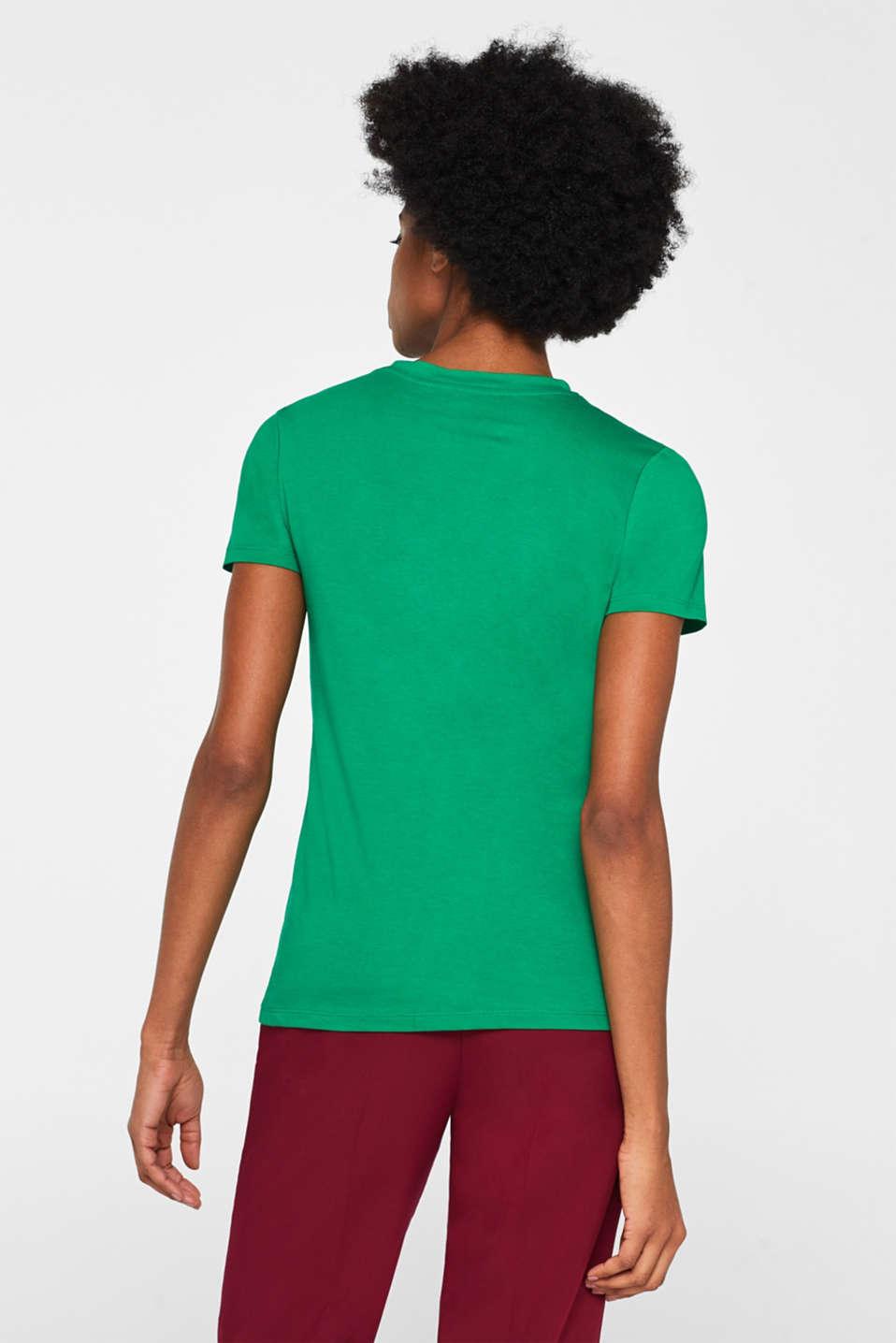 T-Shirts, GREEN, detail image number 3