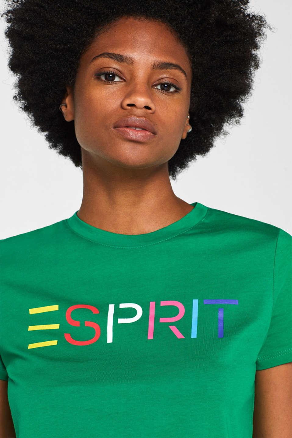 T-Shirts, GREEN, detail image number 2