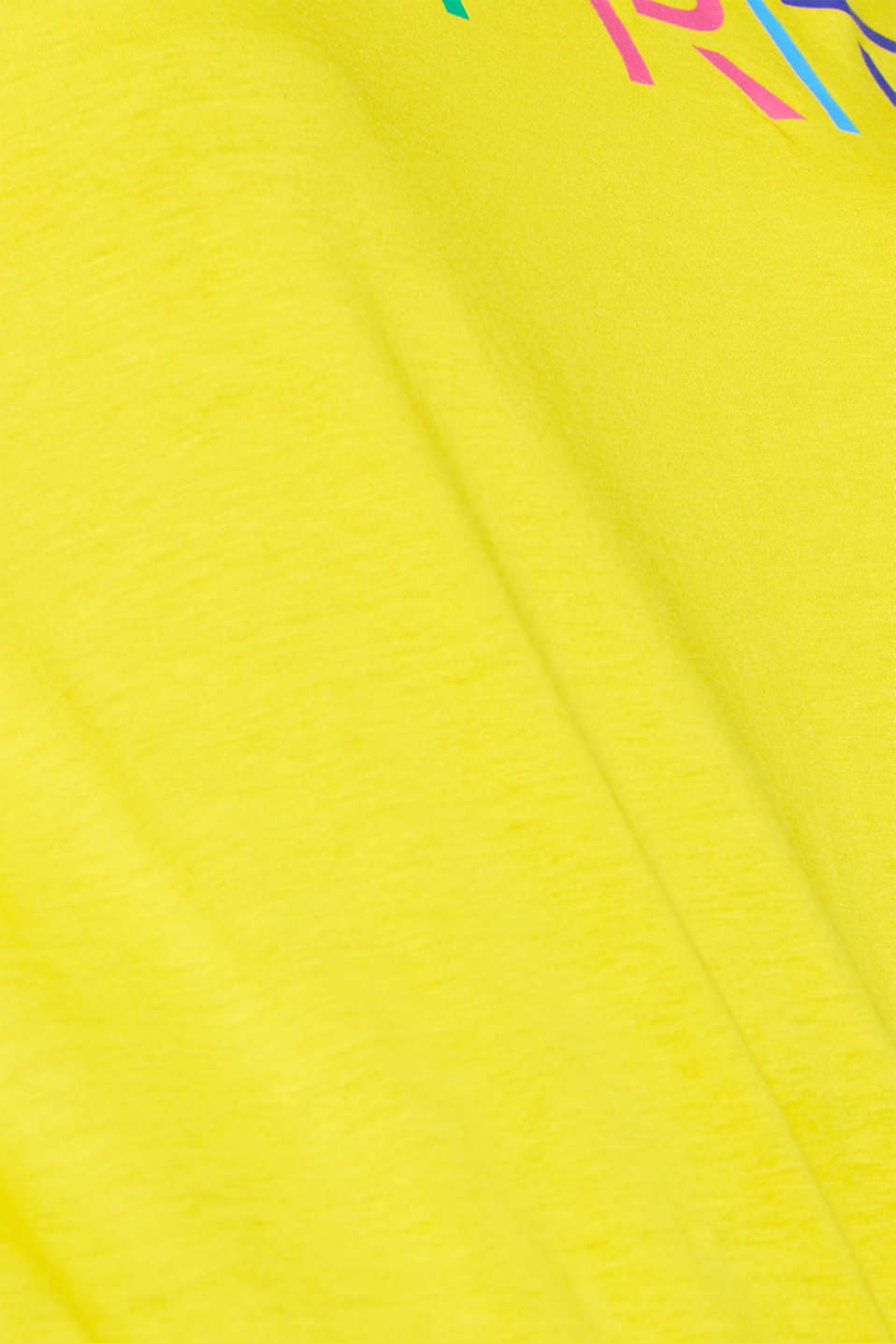 T-Shirts, BRIGHT YELLOW, detail image number 4