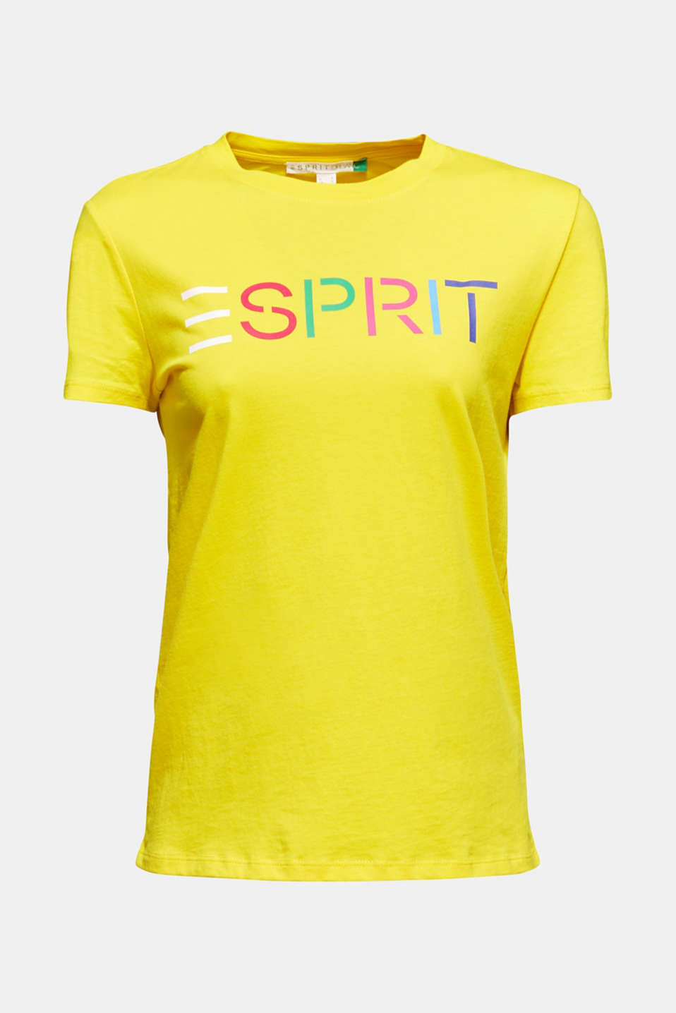 T-Shirts, BRIGHT YELLOW, detail image number 7