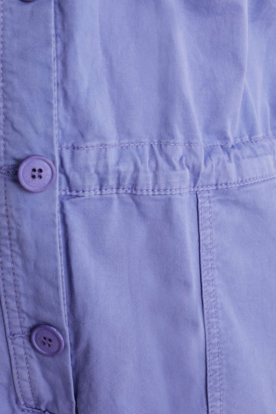 Overalls woven, PURPLE, detail image number 4