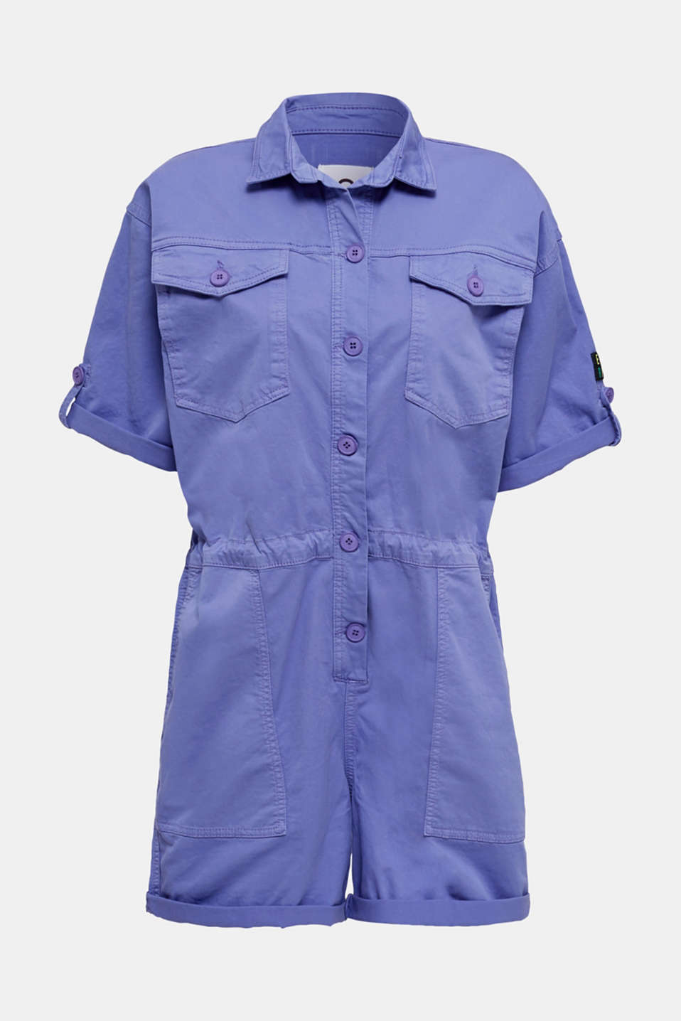 Overalls woven, PURPLE, detail image number 6