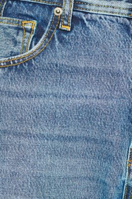 #throwback jeans with lyocell, BLUE MEDIUM WASH, detail