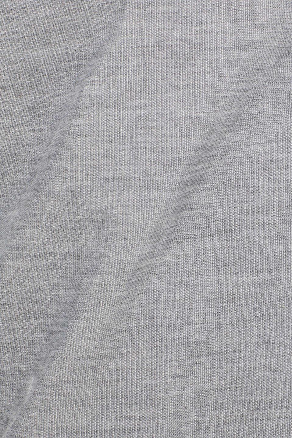 Shirts woven Regular fit, MEDIUM GREY, detail image number 4