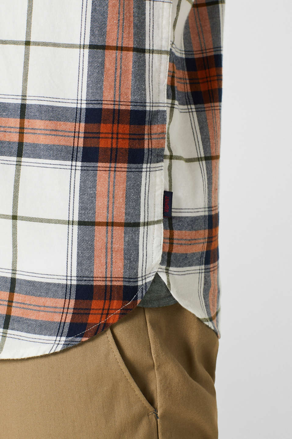 Shirts woven Regular fit, OFF WHITE, detail image number 2
