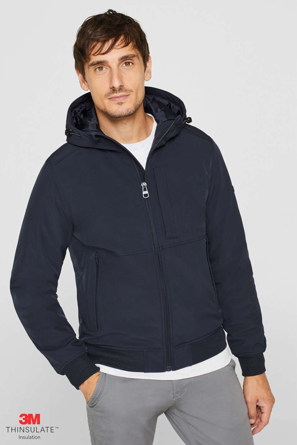 Esprit - Veste au rembourrage 3M® Thinsulate