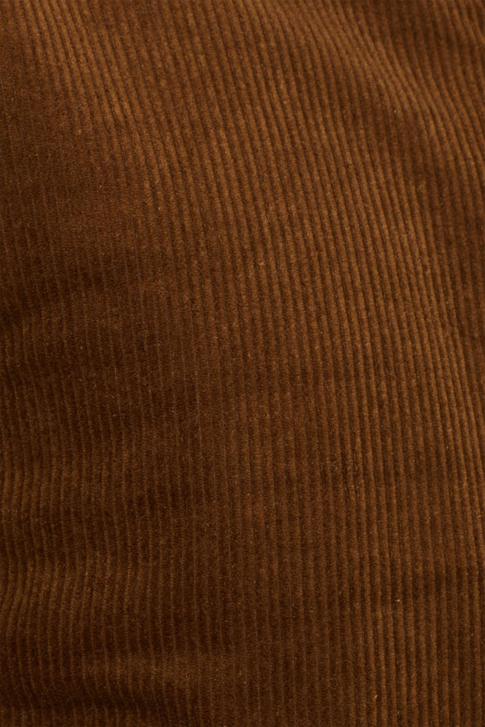 Corduroy jacket with faux shearling lining, CAMEL, detail image number 4