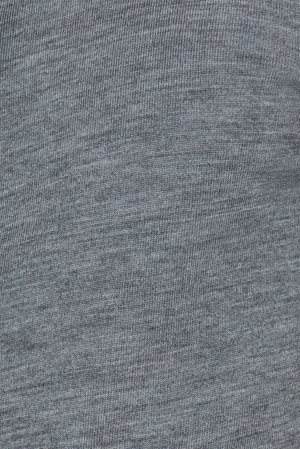 Sweaters, GREY, detail image number 4