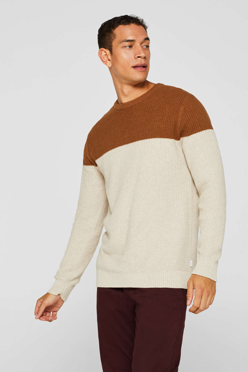 Sweaters, TOFFEE, detail image number 0