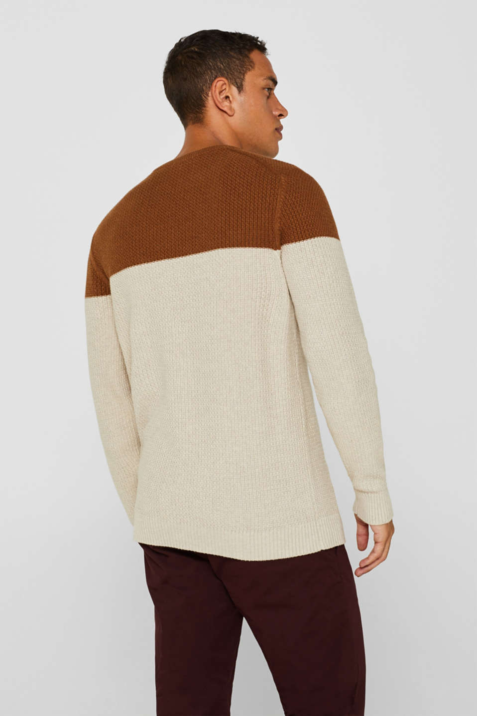 Sweaters, TOFFEE, detail image number 3