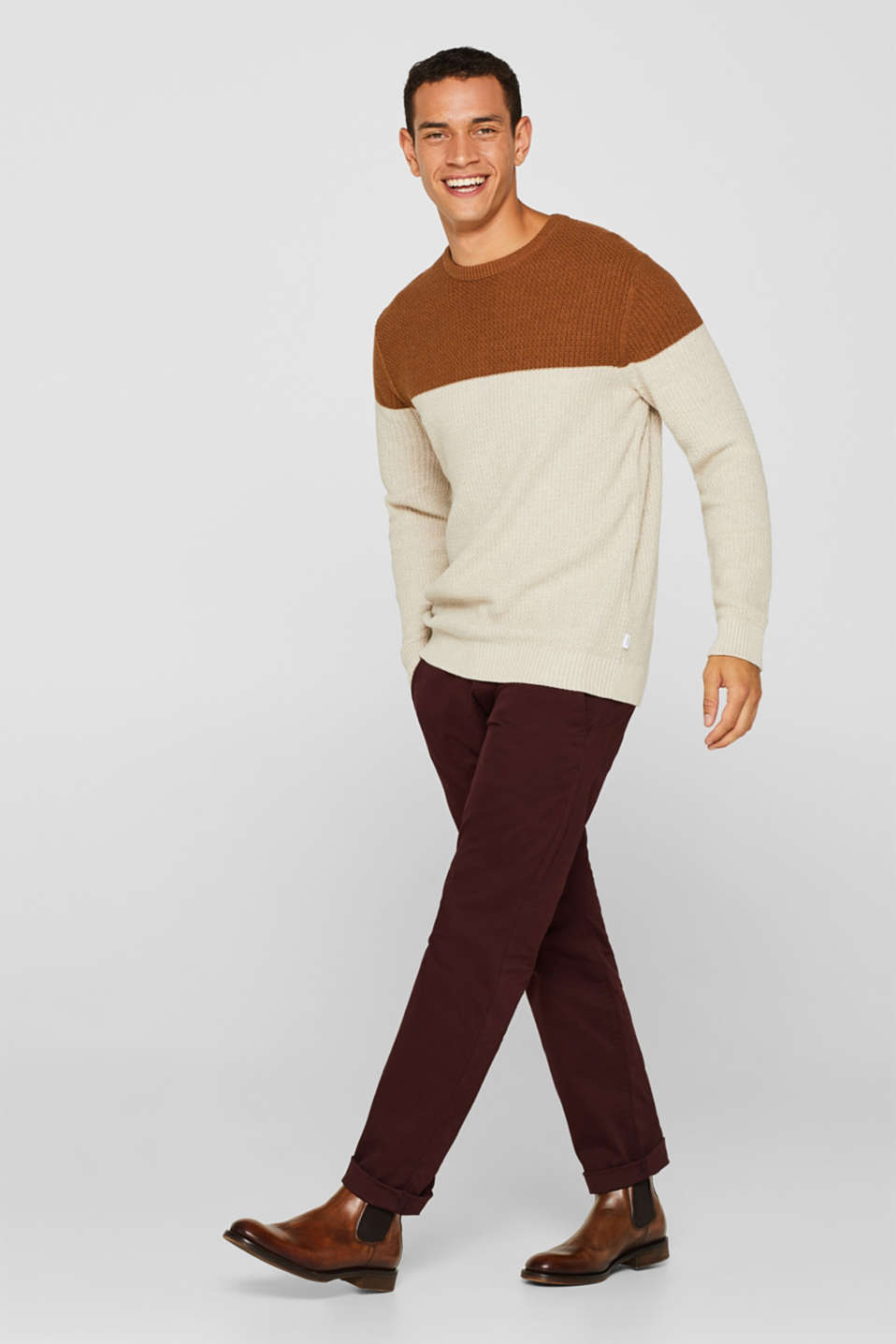 Sweaters, TOFFEE, detail image number 1