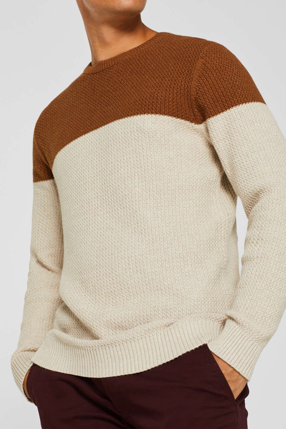 Sweaters, TOFFEE, detail image number 2