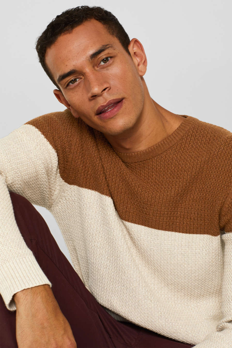 Sweaters, TOFFEE, detail image number 5