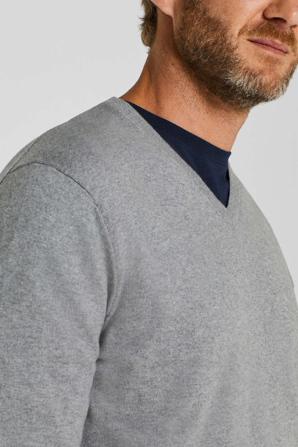 Sweaters, MEDIUM GREY, detail image number 2