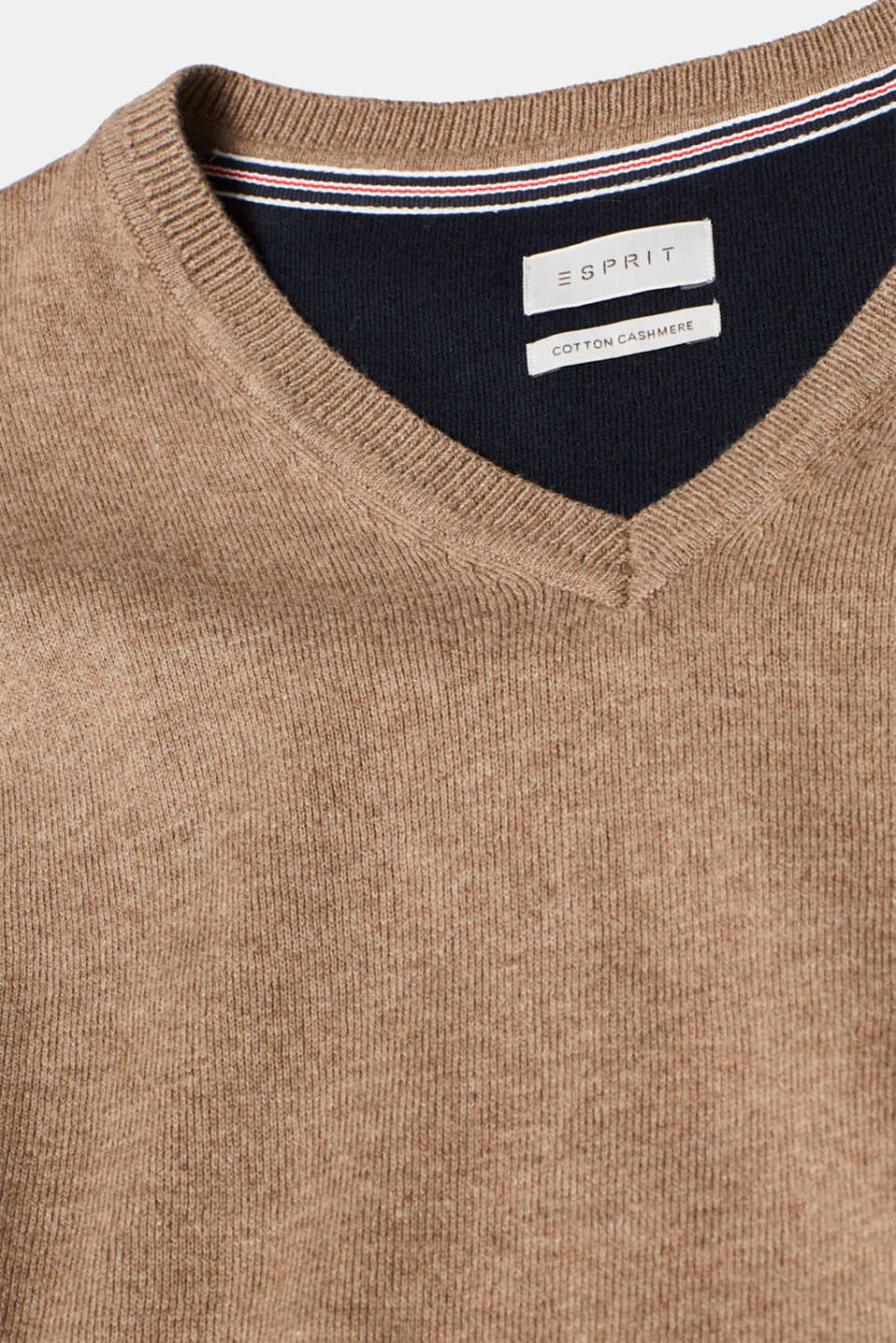 Sweaters, TAUPE, detail image number 4