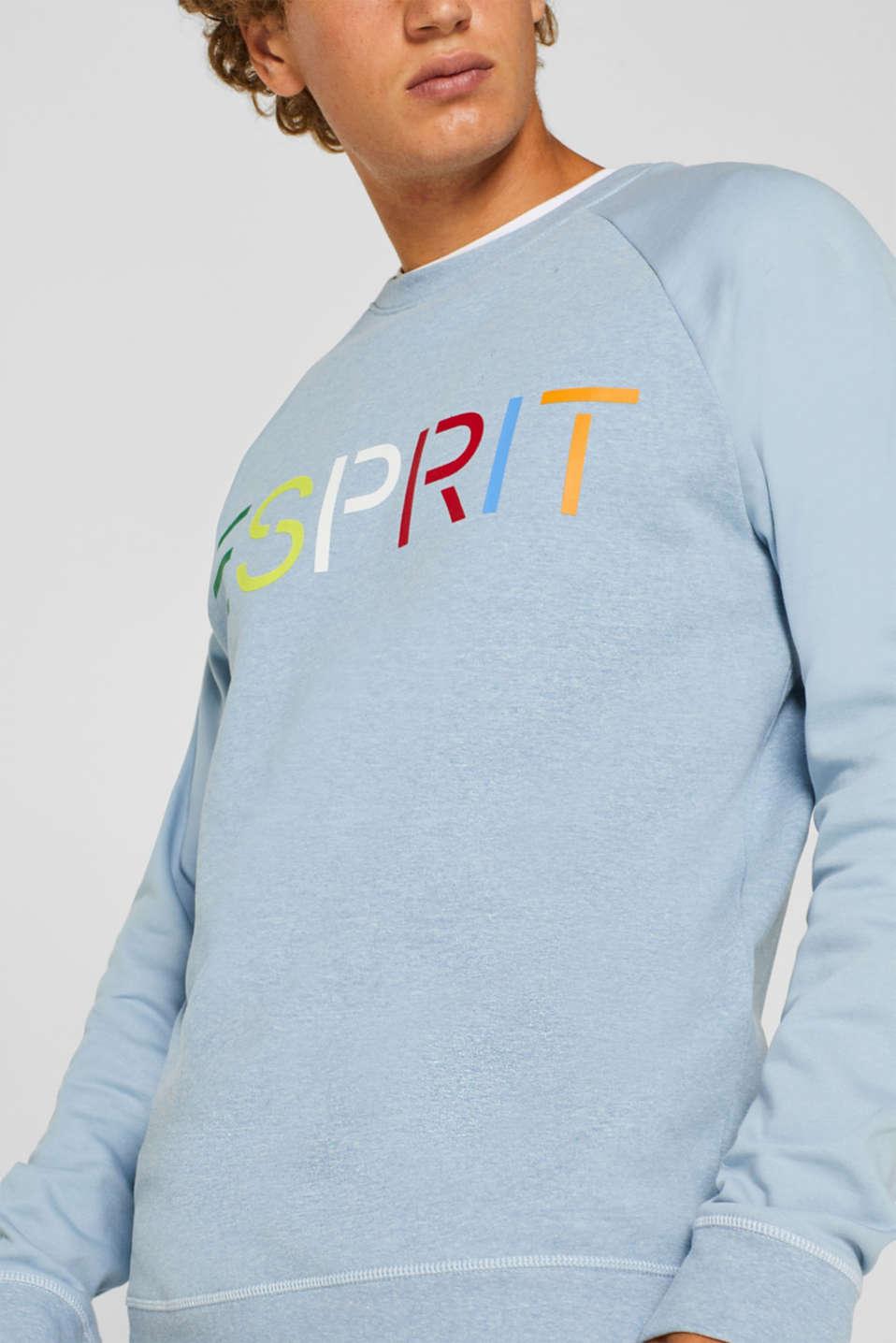 Sweatshirts, LIGHT BLUE, detail image number 2