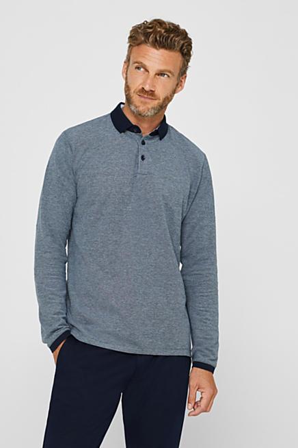 best sneakers abddd 415ce Polo-Shirts für Herren im Online Shop kaufen | ESPRIT