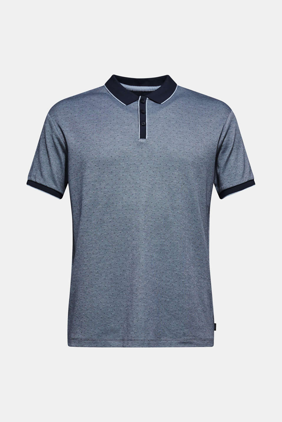 Polo shirts, NAVY, detail image number 6