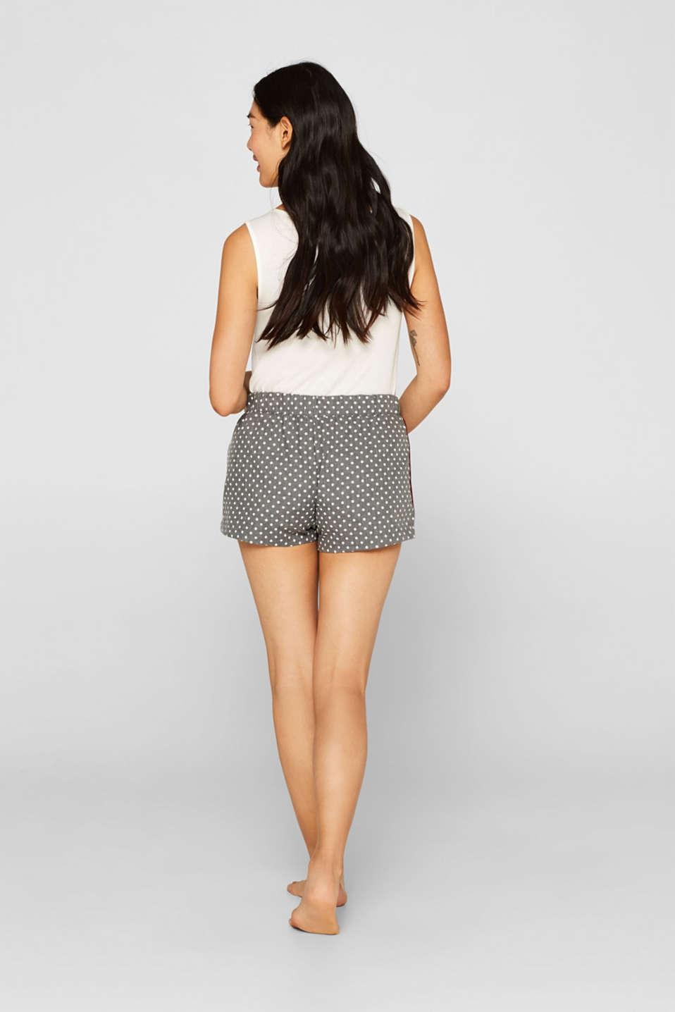 Pyjama bottoms, LIGHT GREY, detail image number 2