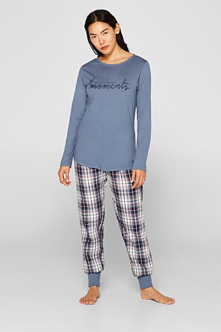 separation shoes b2bc5 08d48 Pyjamas & Nachtwäsche für Damen im Online Shop | ESPRIT