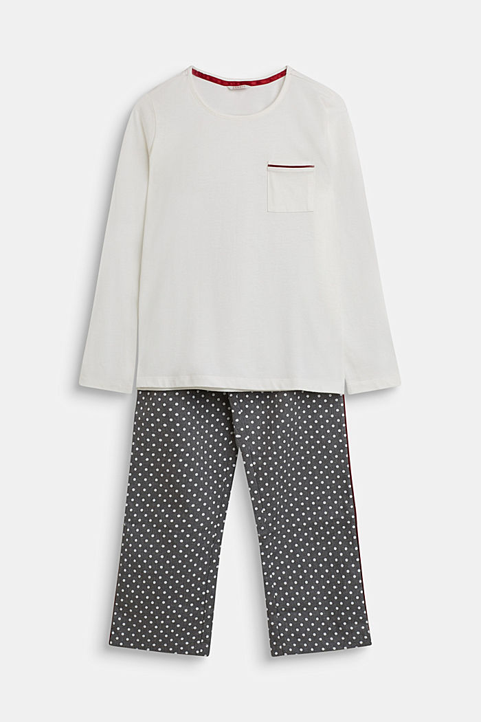 Pyjamas, LIGHT GREY, detail image number 0