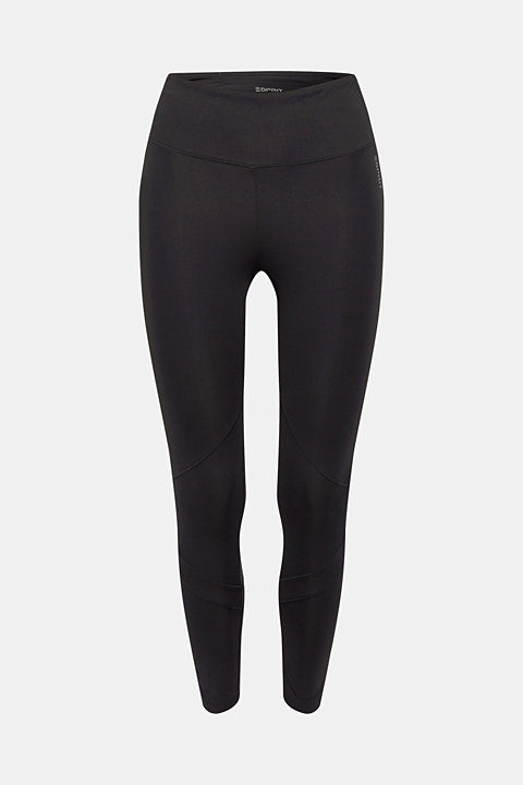 Active leggings with reflectors, E-DRY