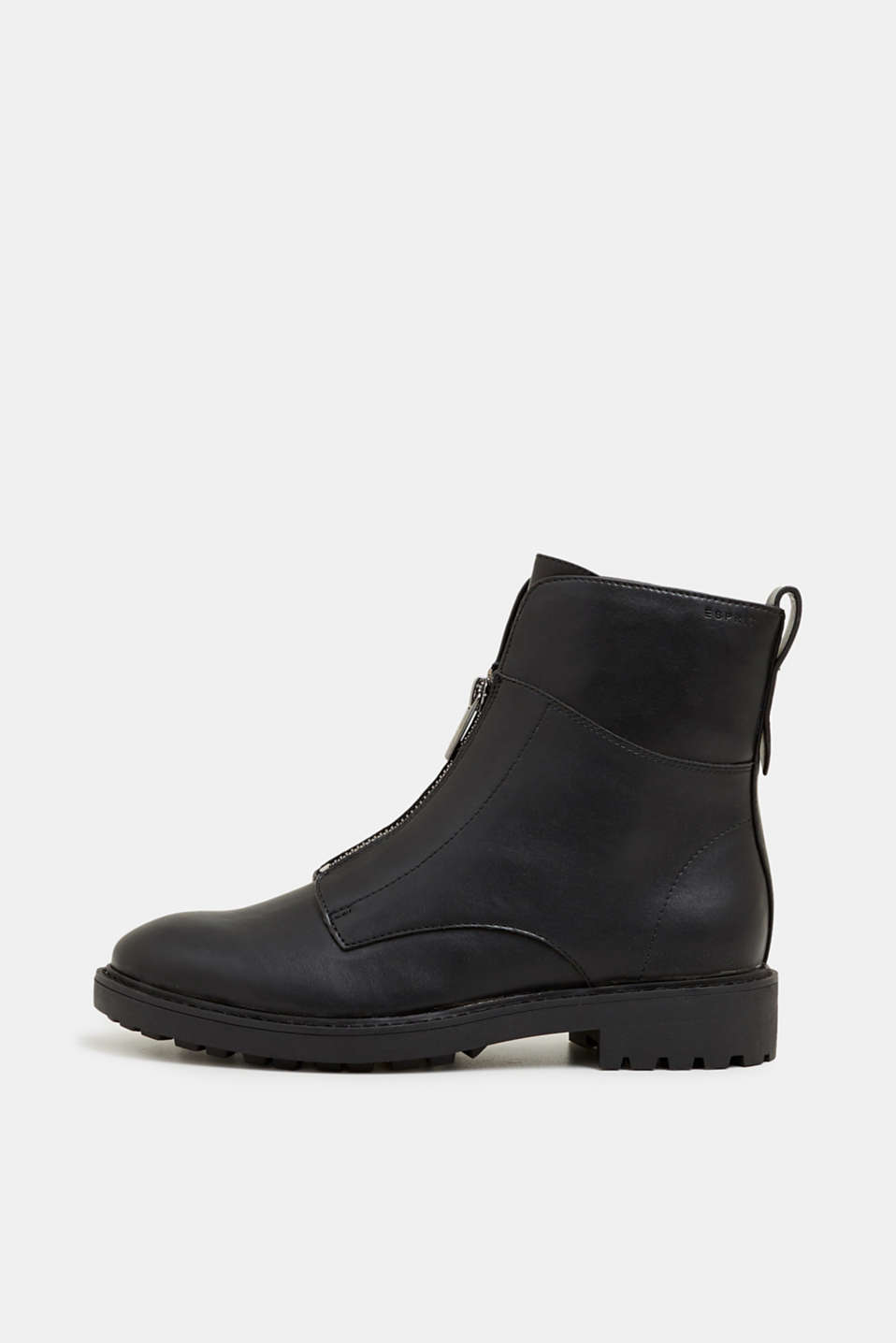 Esprit - Bottines à zip