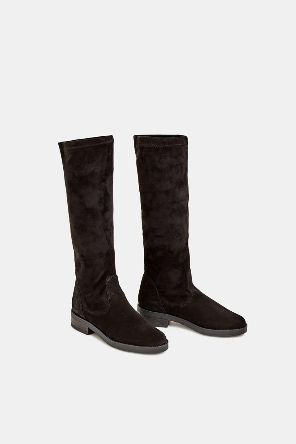 Formal Shoes textile, BLACK, detail image number 1