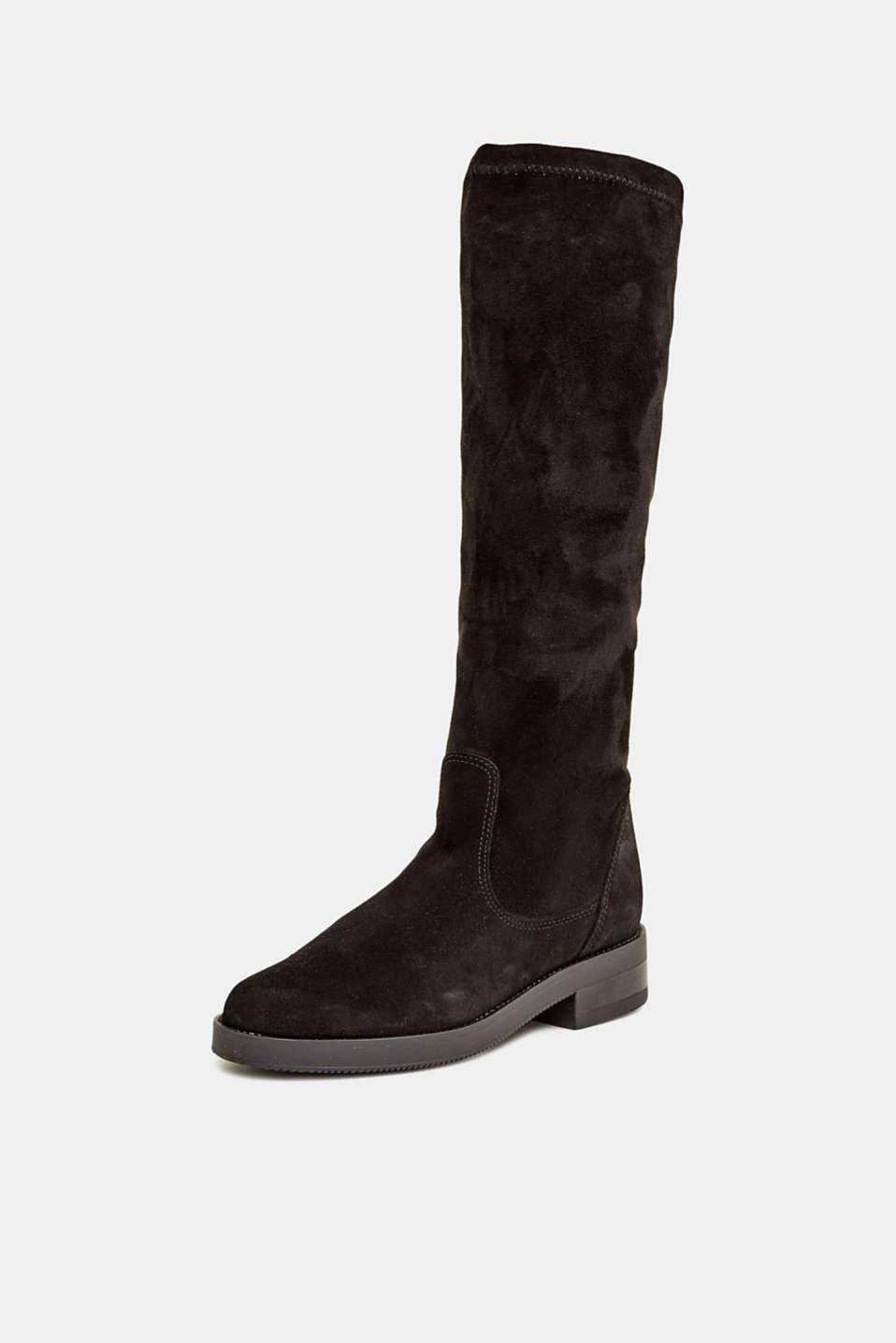 Formal Shoes textile, BLACK, detail image number 2