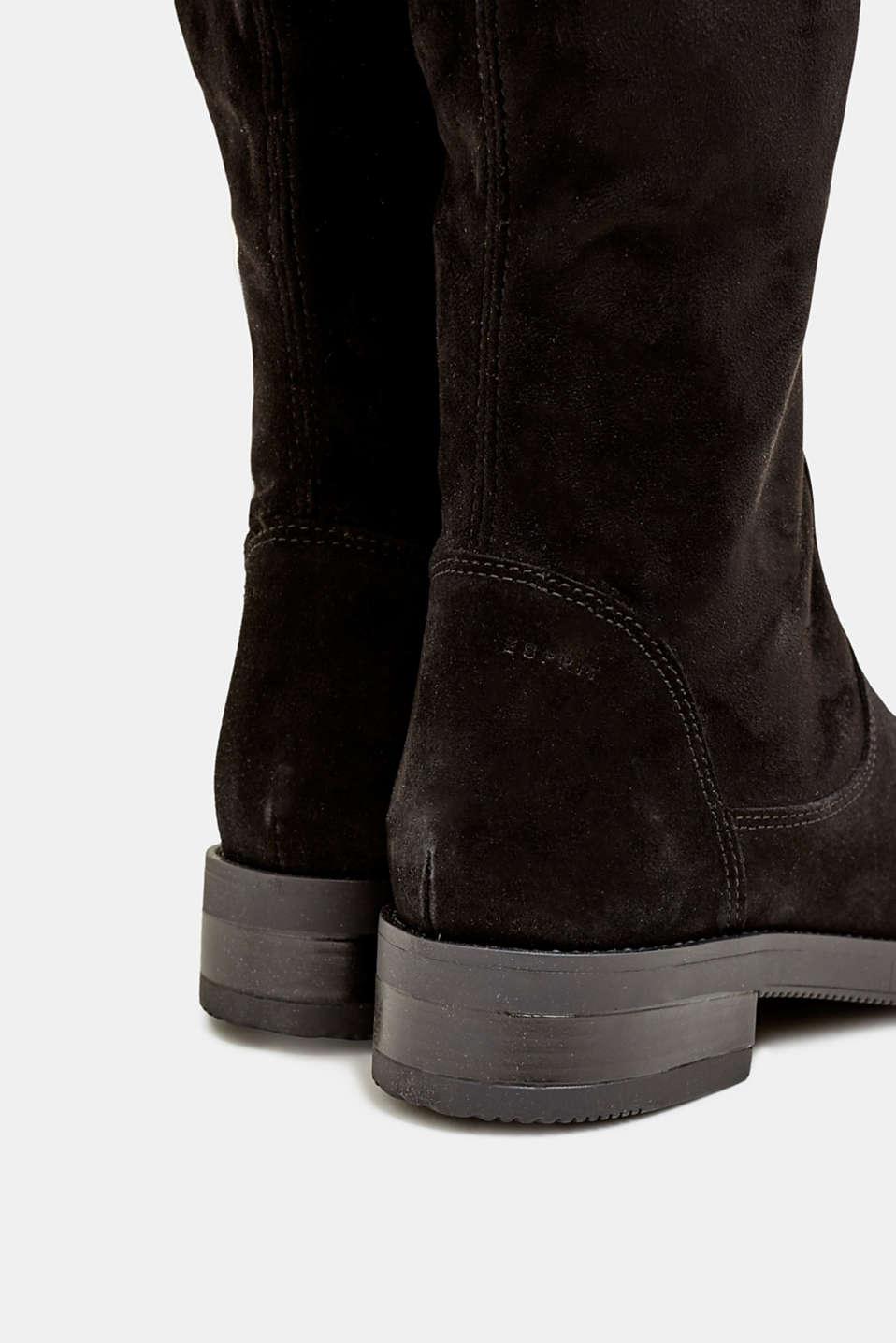 Formal Shoes textile, BLACK, detail image number 5
