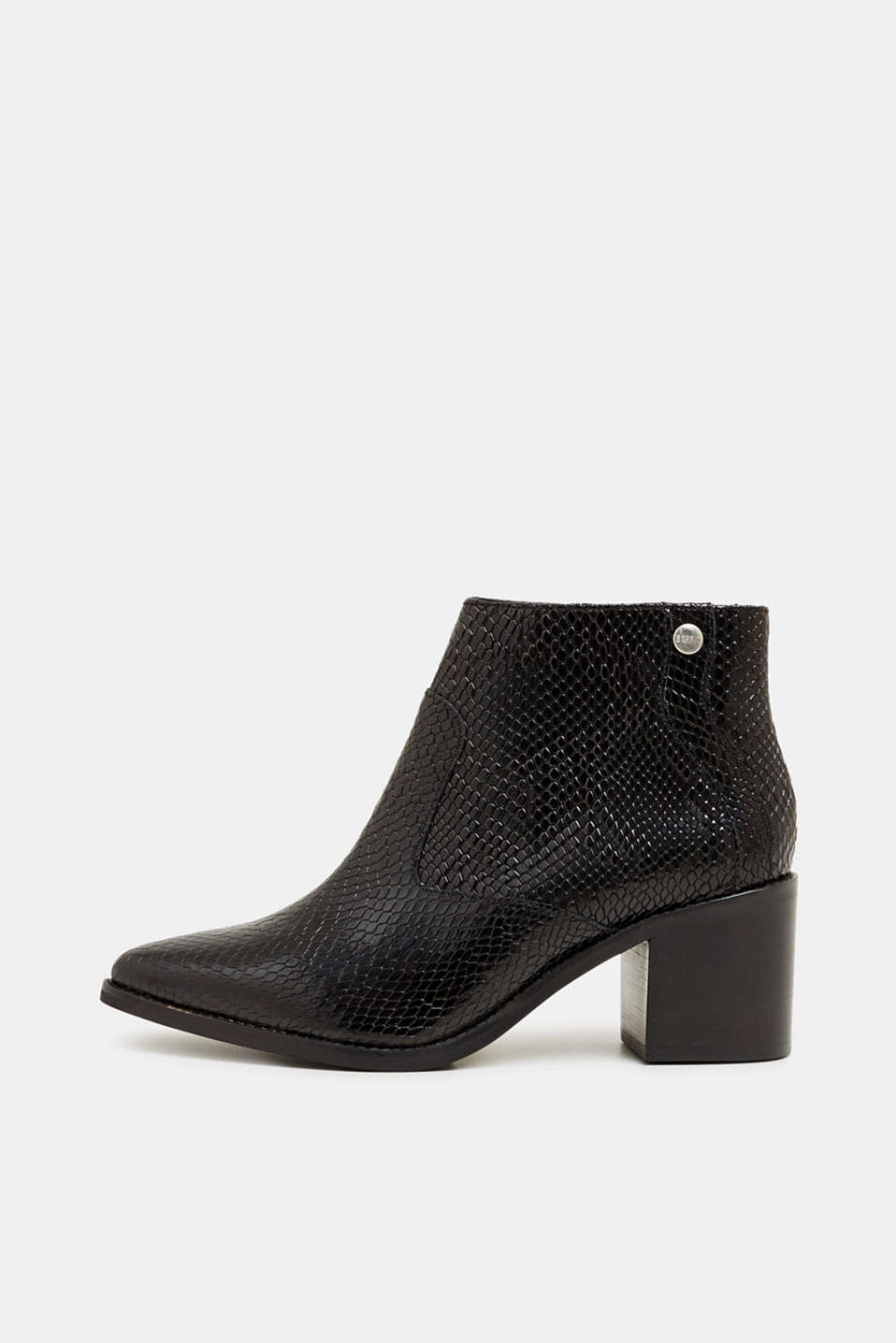 Esprit - Booties in Exotik-Optik